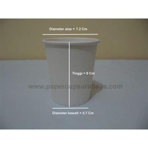 Cup Kentang Ukuran 8oz paper cup