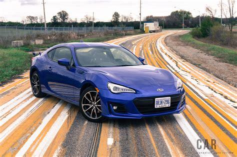 sport subaru brz review 2017 subaru brz sport tech canadian auto review