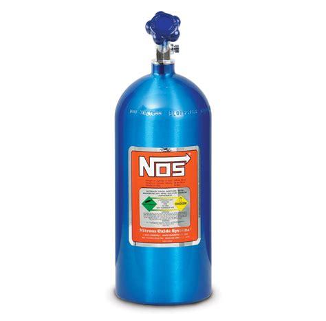10 Up No Nos by Nos 14745nos 10 Lb Electric Blue Nitrous Bottle