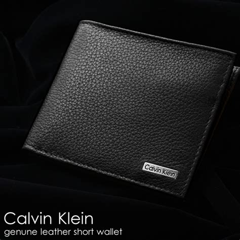 Branded Calvin Klein Embossed Leather Wallet Gck09 Original Usa cameron rakuten global market calvin klein calvin klein mens wallet 2 fold bi fold wallet