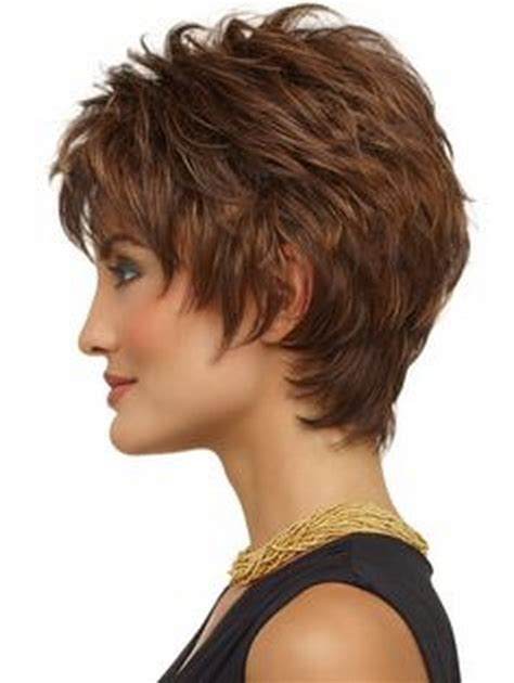 short wispy haircuts for older women short textured haircuts