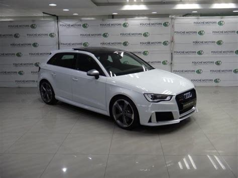 audi rs3 mags for sale used audi rs3 sportback s tronic for sale in gauteng
