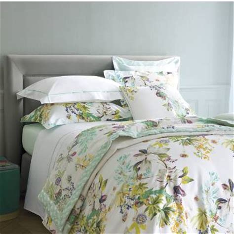 yves delorme bedding yves delorme ailleurs bedding collection frontgate