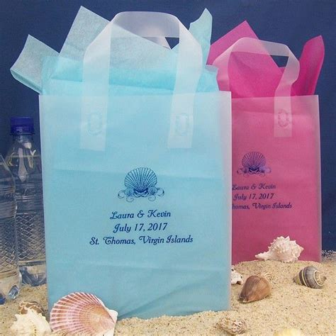 beach themed wedding welcome bags 15 best images about destination wedding on pinterest