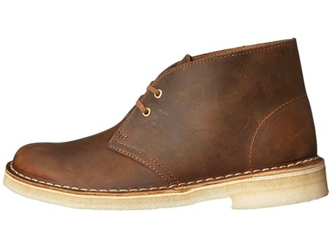 clarks desert boot beeswax leather 2 zappos free