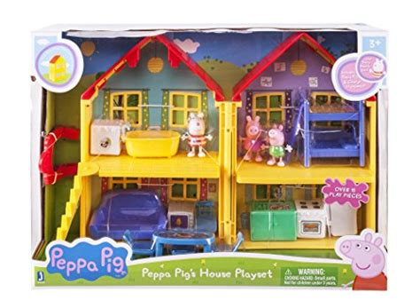 peppa pig dolls house product detail