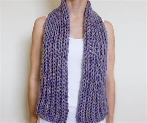 knitting pattern of scarf 10 easy scarf knitting patterns for beginners