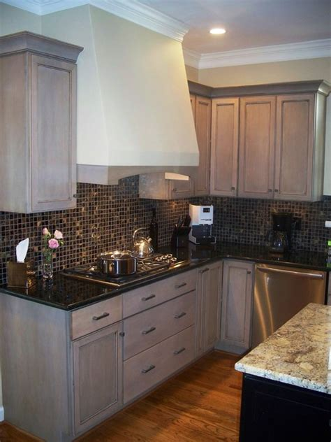 driftwood kitchen cabinets driftwood gray traditional kitchen wilmington by
