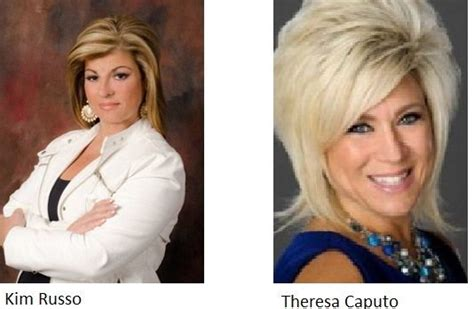 is kim russo a fraud kim russo theresa caputo kim russo medium scandal