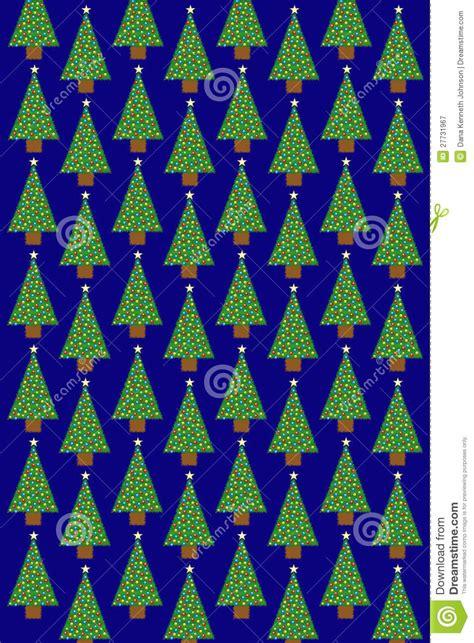 roseola christmas tree pattern christmas tree pattern stock illustration image of