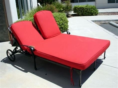 sunbrella chaise lounge cushions sale deluxe sunbrella chaise lounge cushions on sale jockey red