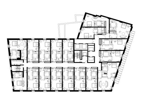 budget hotel design layout typical hotel floor plans google search hotel plan