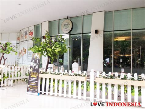 Pavillon Jakarta by Nanny S Pavillon Terrace Central Park Indonesia
