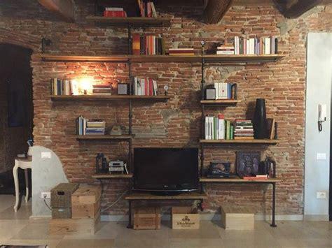 librerie ebay libreria porta tv in stile industriale quot industrialstyle