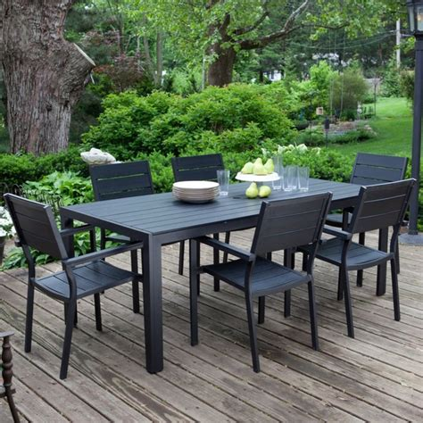 anacara harmony patio dining set traditional patio