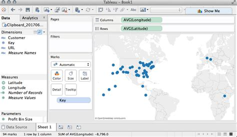 tableau desktop tutorial videos copy and paste latitude and longitude in tableau desktop