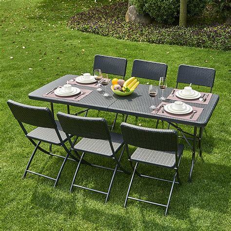 Table Pliante 6 Personnes
