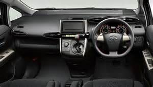 Interior Toyota Wish 2011 Toyota Wish Pictures Bcarwallpapers
