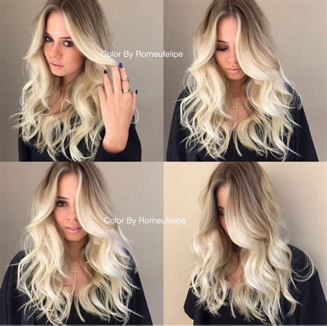 whats for blonds or lite hair that is thin or balding 25 best ideas about light blonde balayage on pinterest