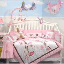 baby crib bedding sets design soho designs 13 bird baby crib nursery bedding
