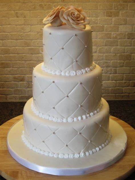 unique wedding cakes  whimsical patterns