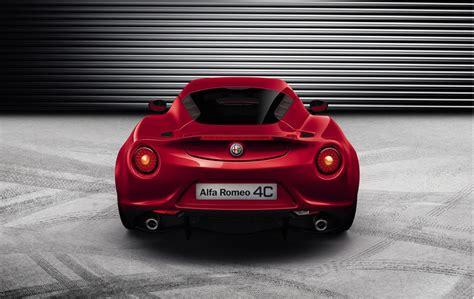 2014 alfa romeo 4c picture 505287 car review top speed