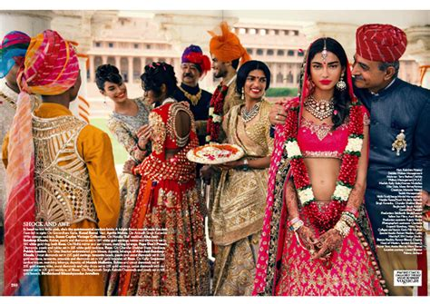 Vogue India by Vogue India A Vogue Wedding Story The Asian