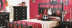 Musical theme in bedroom furniture and bedrooms decoration