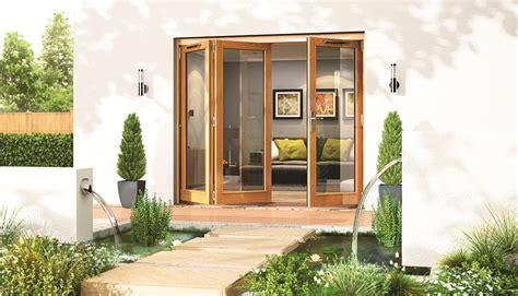 Jeld Wen Folding Patio Doors Cost 10 New Looks For Bi Fold Doors Real Homes
