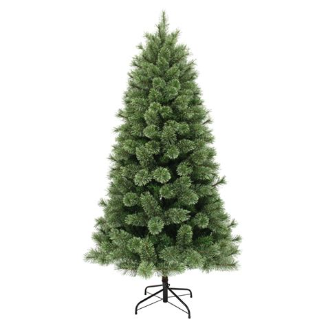 d b 6 5 slim westchester pine unlit christmas tree sears