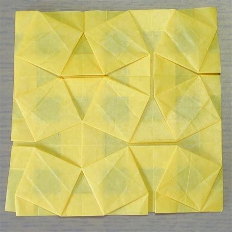Origami Tessellations Awe Inspiring Geometric Designs - むつぞう む