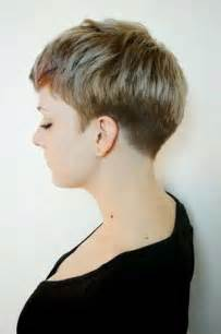 pictures of back pixie hairstyles 10 very short pixie haircuts short hairstyles 2016