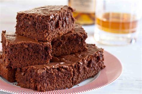 Bourbon Brownies   Pixelated Crumb