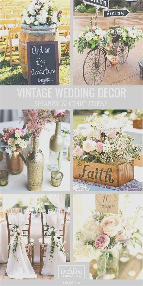 wedding decor ideas 2 vintage wedding ideas for luxury best 25 vintage weddings decorations ideas on