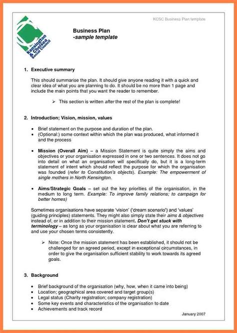 Company Business Plan Template 7 company business plan template company letterhead