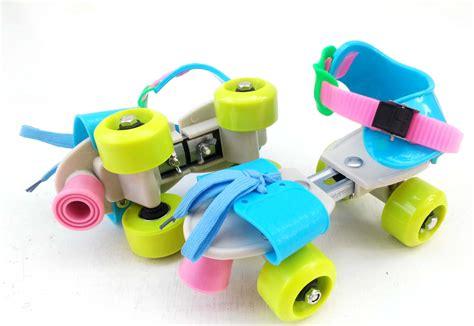 Sepatu Roda Empat Anak Sepatu Roda Jadul Biru Colour