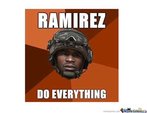 Ramirez Meme - ramirez by bigblahqguy meme center