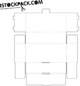 template for box with lid rectangular box with lid research on packaging