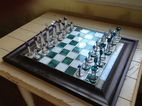 glass chess boards pin glass chess board on