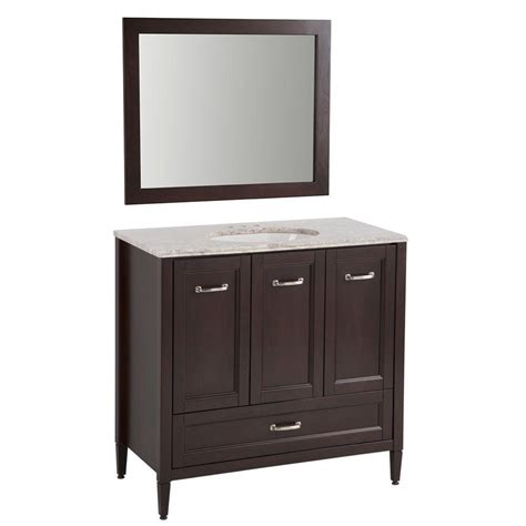 home decorators bathroom home decorators collection claxby 36 in vanity in
