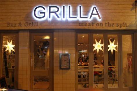 Grill A by Grilla Picture Of Grilla Liverpool Tripadvisor