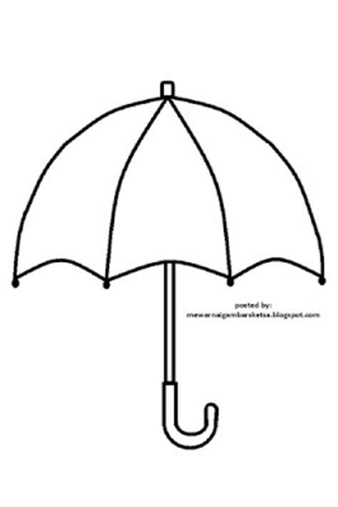 Payung Anak Anak Payung Buah mewarnai gambar mewarnai gambar sketsa payung 1
