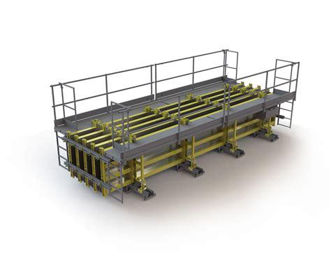 banc de banc de prefabrication
