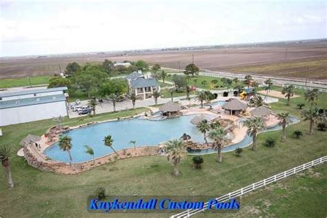 biggest backyard pool world s largest backyard swimming pool gives texas home a