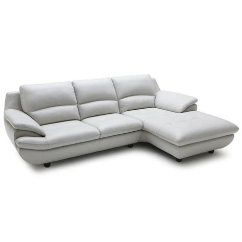 leather and fabric sectional with chaise berlin fabric leather chaise sofa