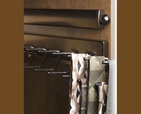 Swing Closet Rod by Laminate Accessories