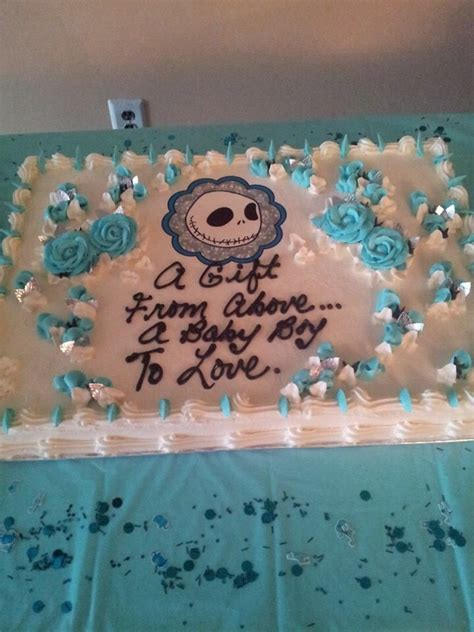 Nightmare Before Baby Shower Cake by 17 Best Images About Baby Shower Ideas On