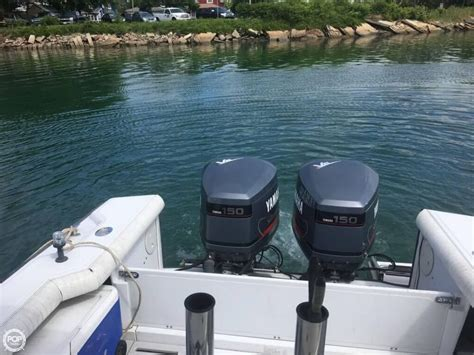 used center console boats for sale ma 1995 used boston whaler 24 outrage center console fishing