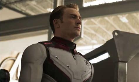 avengers endgame trailer confirms captain america