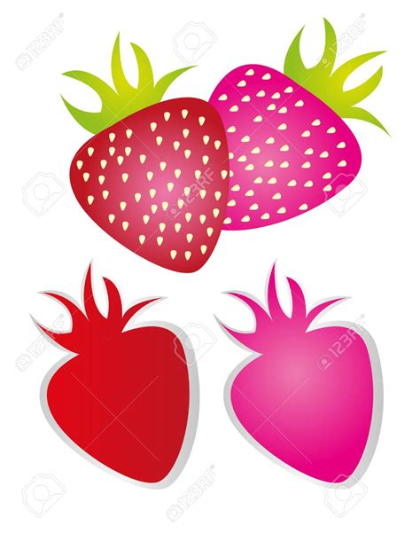 strawberry cartoon strawberry cartoon strawberries clipart gclipart com